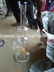 RIM SAWAR GLASS SMOKING WATER PIPE