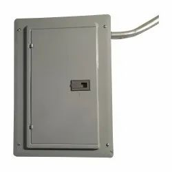 MS Rectangular Rectangle Electrical Box, For Junction Boxes, Dimension: 15x12 Inch