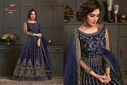 Embroidered Designer Gown Collections, 100