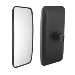 Two Wheeler Side Mirror, Size: 387x200mm