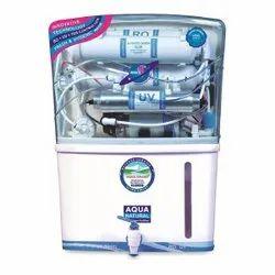 Aqua Grand Plus RO+UV+TDS Control Water Purifier, 12 L