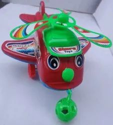 Plastic Kids Simra Airplane Toy, Child Age Group: 2-5 Year
