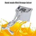 Aluminium Metal Fruit Press Manual Hand Press Juicer.