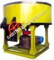 Semi-Automatic Pan Concrete Mixer