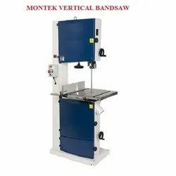 Montek - Vertical Wood Cutting Bandsaw Machines