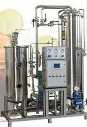 Best High Quality Soft Drink Co2 Carbonation Mixing Machine