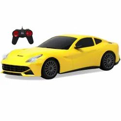Radio Remote Controlled 4 Channel Racing Sports Car for Kids (Chargeable)