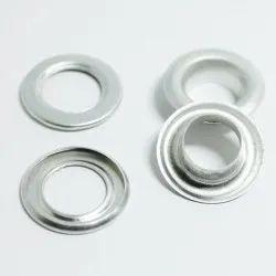 Polished Aluminum Shoe Eyelet