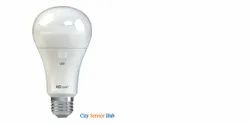Round Cool Daylight, warm White LED Bulb Lights ISO Certified In Gurgaon Delhi Ncr, Base Type: B22, -25 Degree To 140 Degreef