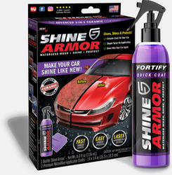 Shine Armored Car Wax