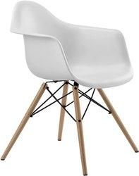 MIX COLOUR Fancy Woody Leg Chair