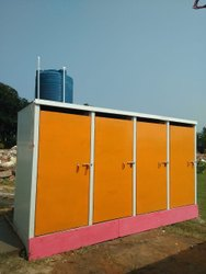 Modular prefab Bio Toilet Block