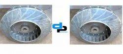 Centrifugal Blower Belt Driven 4500 CFM