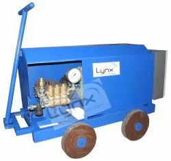 High Pressure Hydroblasting Equipment