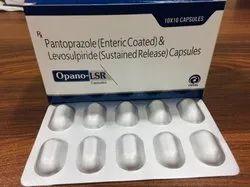 Pantaprazole(enteric Coated)&levosulpiride  Sr Cap