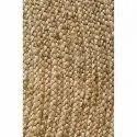 Natural Jute Braided Round Rug
