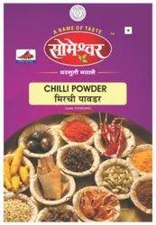 Someshwar Pure Chili Powder, Packaging: Packet