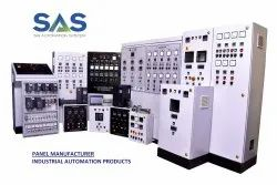 440 W Three Phase Electric Control Panel, Degree of Protection: IP44