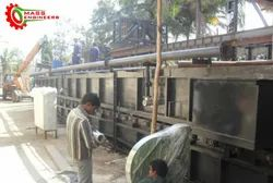 Iron,Copper And Aluminium Electric Continuous Heating Furnace