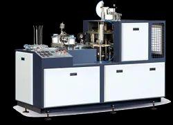 Disposal Tea-Coffee Paper Cup Making Machine