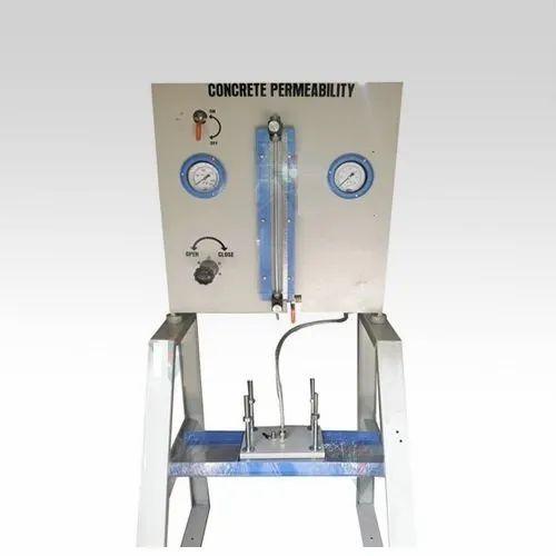 Concrete Permeability Apparatus Single Cell