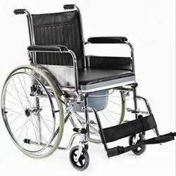 Chrome Wheel Chair
