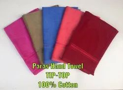 Paras Cotton Terry Hand Towels -- TIP TOP