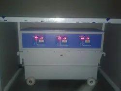 100 kVA Digital Servo Voltage Stabilizer