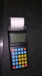 Portable Handheld Electronic Billing Machines