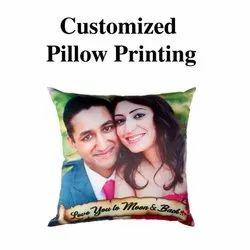 Customized Pillow Printing Service
