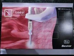 Plastic Baxter Floseal Hemostatic Matrix, Packaging Type: Box, Size: 5 Ml