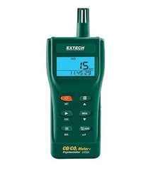 CO260: Meter-Indoor Carbon Monoxide (CO) and Carbon Dioxide  Datalogging Meter