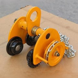 Hoist Manual Beam Geared Trolley 1000 Kg