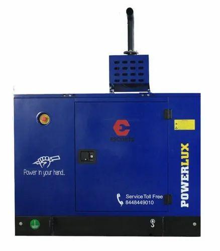10 kVA Escorts Silent Diesel Generator