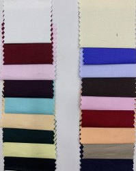 villa grano 60 Satin Plain Cotton MURPHY Fabric