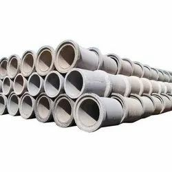 Cement pipe np2 150mm to 1800mm, in Udgir