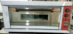 Everest 3.3 kW Electric Bakery Deck Ovens, Size/Dimension: Medium, Capacity: 24x16 One Tray