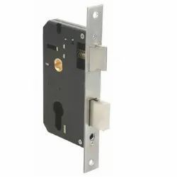 Satisfactory MS Single Bullet Square With Latch Bolt Door Mortise Lock Body-18