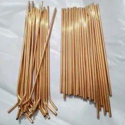 Copper Straw