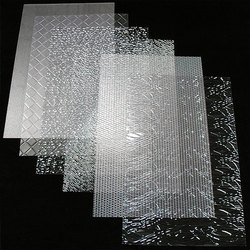 Textured PS Plastic Sheets
