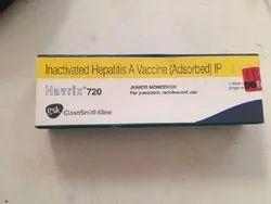 Havrix 720 Hepatitis A Vaccine