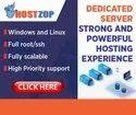 Dedicated Web Hosting Services