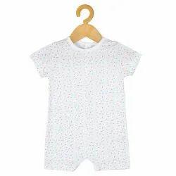Girl & Boy Kids Baby Printed Dots Dress