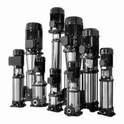Grundfos CR High Pressure Vertical Multistage Pump