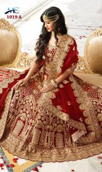 Bridal Wedding Heavy Indian Pakistani Party Wear Lehenga Bollywood Lehenga Choli
