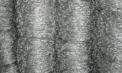 Silver Mild Steel MS Barbed Wire, For Agricultural,Industrial Etc
