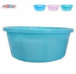 Plastic Blue Tubs