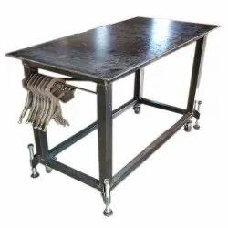Mild Steel Industrial MS Table