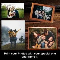 Wooden Photo Frame, Size: 8x10 Inch