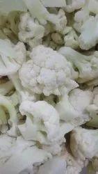 Frozen White Cauliflower, 1 KG, Packaging: Plastic Bag or Polythene Bag